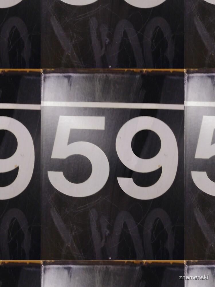 Number, Building, Technopunk, Steampunk, Cyberpunk by znamenski