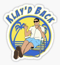 Klayd Back 2 Sticker
