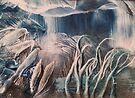 Ice cave by Ida Jokela