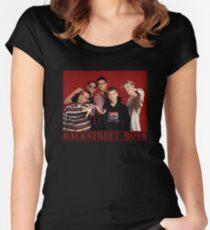 Backstreet Boys Women's Fitted Scoop T-Shirt