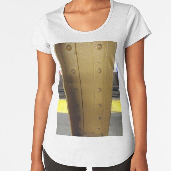 Technopunk, steampunk, cyberpunk Premium Scoop T-Shirt