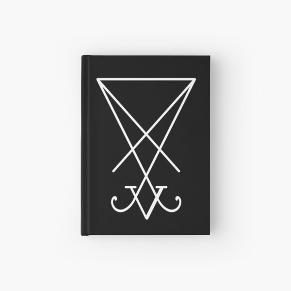 Sigil Of Lucfer Hardcover Journal