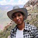 Bolivian Gaucho by Tash  Menon