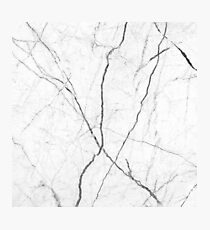 Marble Texture Photographic Print