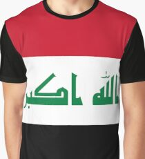 Iraq Graphic T-Shirt