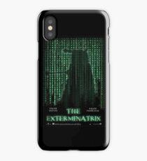 THE EXTERMINATRIX iPhone Case