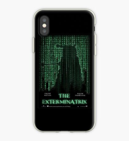 THE EXTERMINATRIX iPhone Case