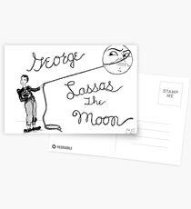 Lasso the Moon Postcards