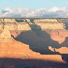 Splash of Orange – Grand Canyon National Park, Arizona by Jason Heritage