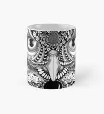 Ornate Owl Classic Mug