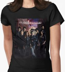Shadowhunters - Poster #18 Women's Fitted T-Shirt
