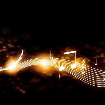 Lighted Music by ssduckman