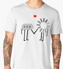 Loading Love Men's Premium T-Shirt
