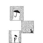 rainy boy  by Tuan Bao Do