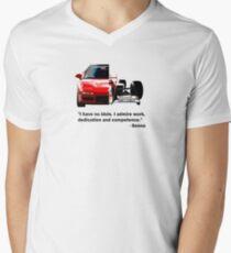 Shift Shirts Senna -  F1 Inspired V-Neck T-Shirt