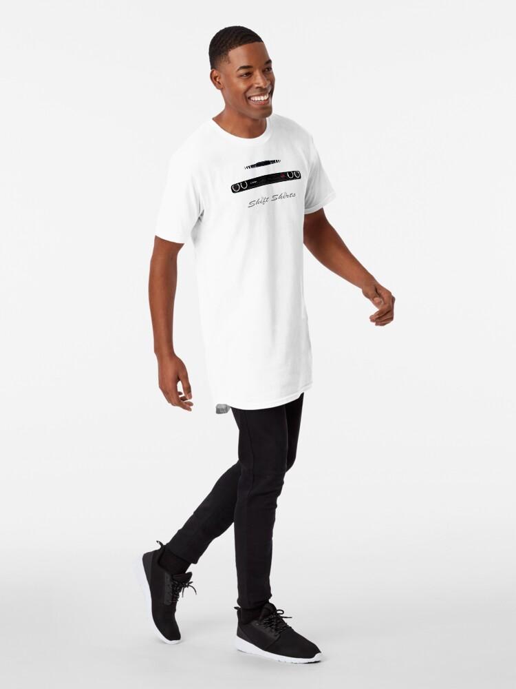 Alternate view of Shift Shirts Shakin Competitors Long T-Shirt