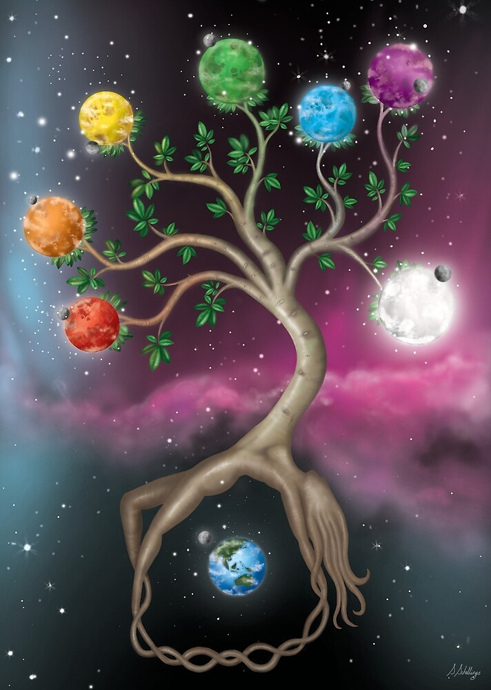 Tree of Life by Shaun Schellings