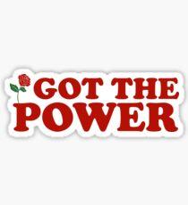 Little Mix - Power Sticker
