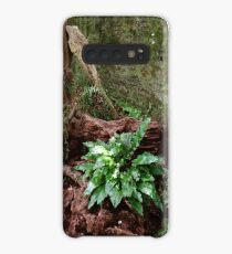 Woodland Fern Case/Skin for Samsung Galaxy