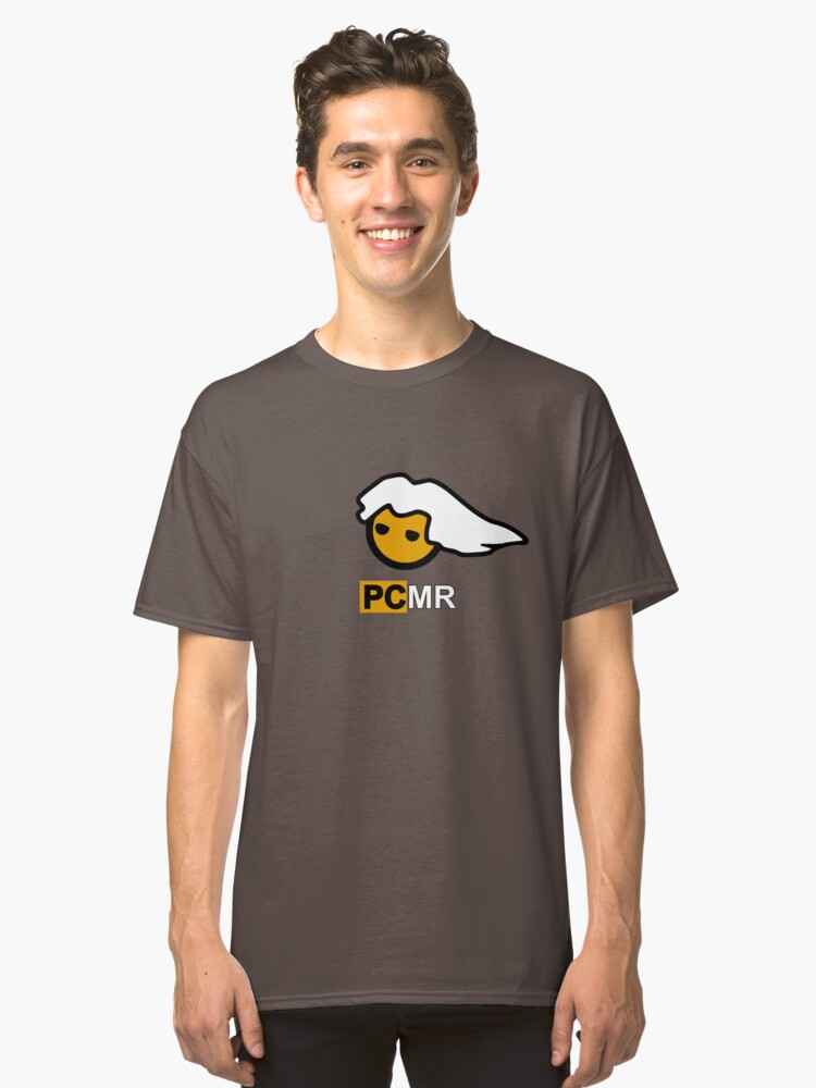 PCMR - PC Master Race  Classic T-Shirt Front