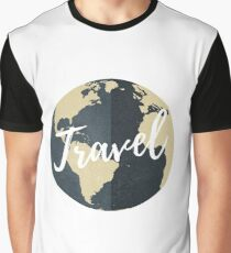 Travel Graphic T-Shirt