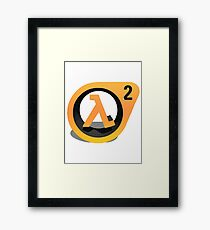 Half Life 2 Framed Print