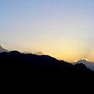 Sunrise by David Reid