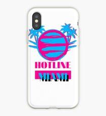 Hotline Miami: Vice iPhone Case