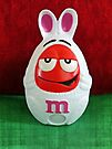 M&M Bunny by FrankieCat