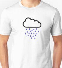 Clouds rain T-Shirt