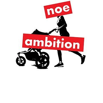 Noe Ambition - light background by murraygm