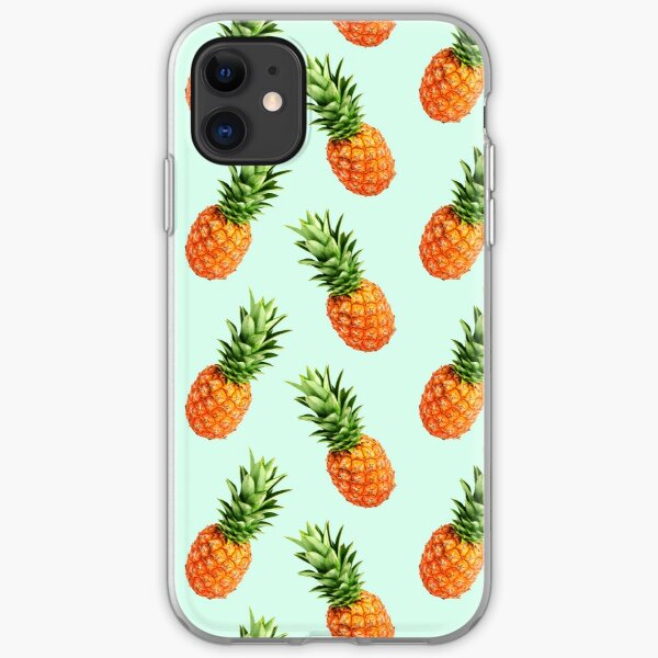 Pineapple iPhone Soft Case