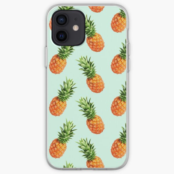 Pineapples iPhone Soft Case