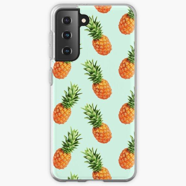 Pineapples Samsung Galaxy Soft Case