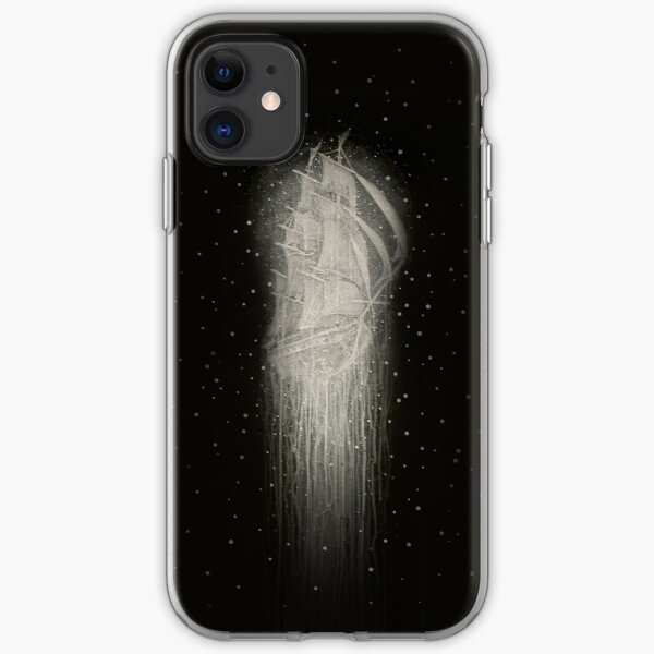 """""""Man-O-War"""" iPhone Soft Case"""