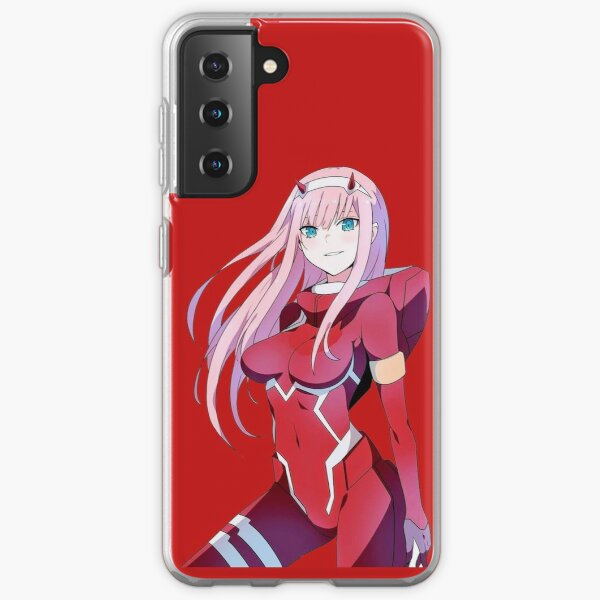 Darling in the Franxx Zero-Two Phonecase Samsung Galaxy Soft Case