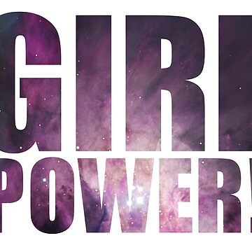 GIRL POWER by jazzydevil