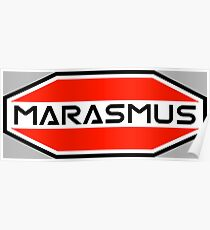 Marasmus Patch Poster