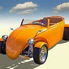 Beetle Rod by Keith Hawley