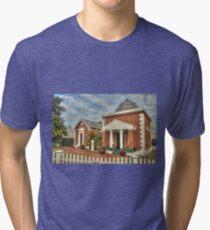 Peninsula House, Tebbutt's Observatory Tri-blend T-Shirt