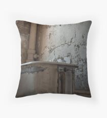 Peeling off your layers Throw Pillow