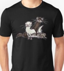 Cute Ferrets Shirt - Gift For Ferrets Lovers Unisex T-Shirt