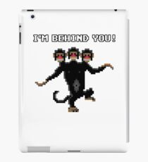 BEHIND YOU! iPad Case/Skin