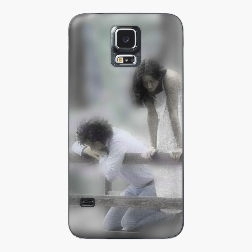The Bridge at Chappy Case & Skin for Samsung Galaxy