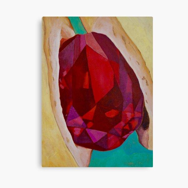 Ruby Nutmeg Canvas Print