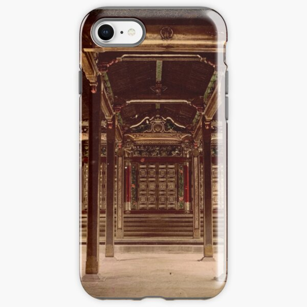 Temple Haiden iPhone Tough Case