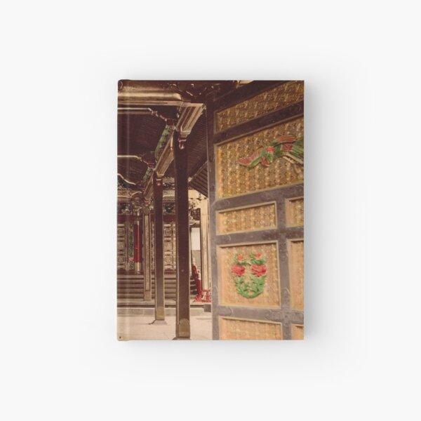 Temple Haiden Hardcover Journal