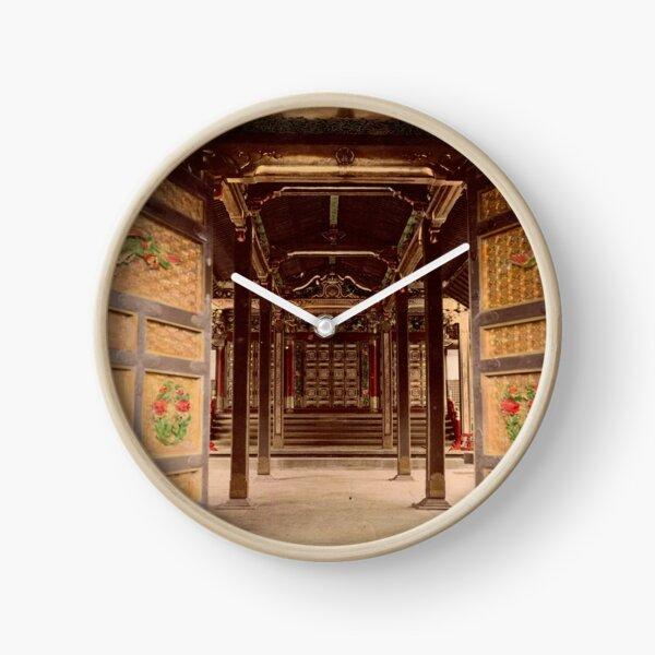 Temple Haiden Clock