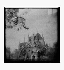 Black n White double X Photographic Print