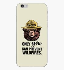 Smokey 2 iPhone Case